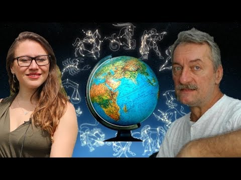 Astrology of Countries and Nations. The BEST & WORST Places for You. Nikola Stojanovic & Astrolada