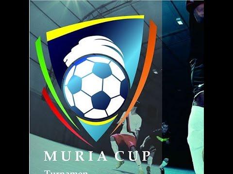 Final Futsal Muria Cup 2017  Anak mama VS Senja Babak 1