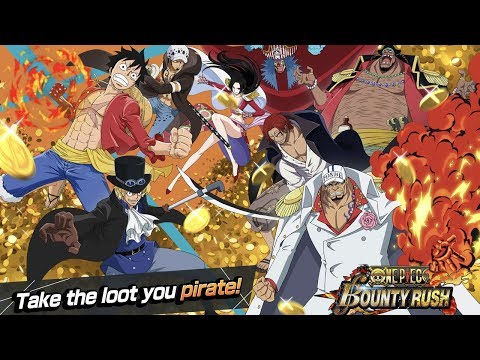 ONE PIECE Bounty Rush (by BANDAI NAMCO) - iOS / Android Gameplay