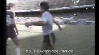 Racing Club 2 • Gimnasia LP 0 (Temporada 88/89)
