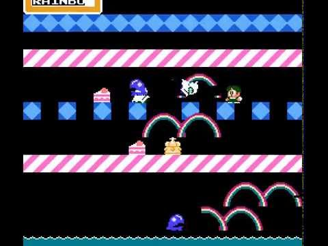 NES Longplay [551] Rainbow Islands: The Story of Bubble Bobble II (a)