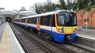 Trains at: Crystal Palace - February, 2019 - Part One