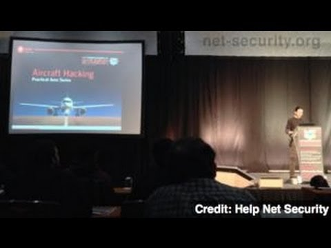 Hacker Demonstrates Plane Hijacking Using Android Device