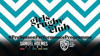 GIRLS RUGBY CLUB PROMO