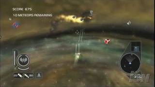 Wing Commander Arena Xbox Live Gameplay - Dusty Rings