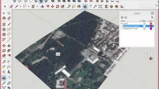 Как рельеф из Google Earth можно использовать для ArchiCAD или Revit?