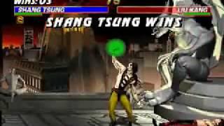 Чемпион мира по Mortal Kombat