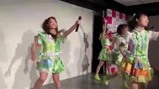 2018/10/7 wallop放送局 渡邊ちこ生誕祭.