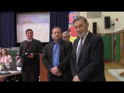 March 28, 2019 Board of Education Business Meeting - Julian Curtiss School