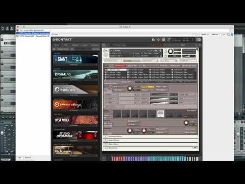 Dodo MIDI - Connect to Native Instruments Kontakt