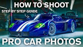 5 Steps to the Perfect Car Photograph: $2.75M Maserati MC12