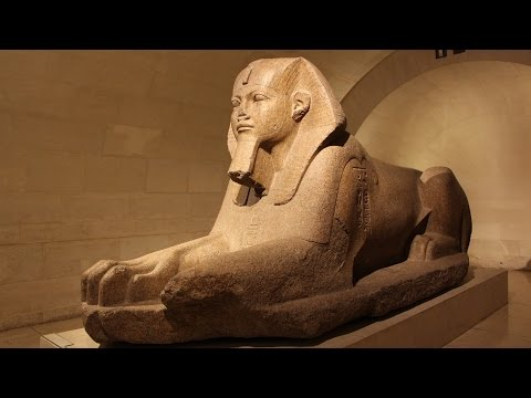 L'Egypte au Louvre, visite nocturne avec le Scribe