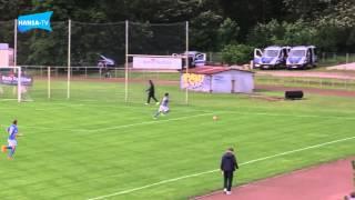 Tore vom Spiel gegen den PSV Ribnitz-Damgarten