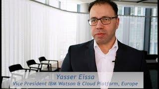 Yasser Eissa, IBM, über IBM Cloud, Datensicherheit und DSGVO