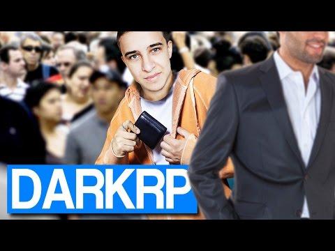 GMOD DarkRP FR #27 : Pickpocket