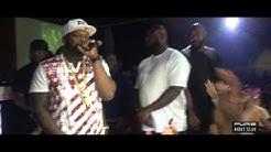 50 CENT visits PURE Nightclub in Jacksonville FL