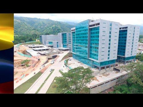 Hospital Internacional de Colombia el mas moderno de Latam