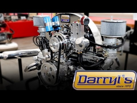 Darryl's Air-Cooled Volkswagen Engines
