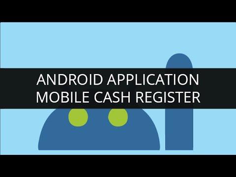 Mobile Cash Register Android App Project | Edureka - YouTube