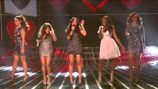 Download Fifth Harmony ft. Demi Lovato - Give Your Heart a Break - The X Factor USA 2012 MP3 song and Music Video