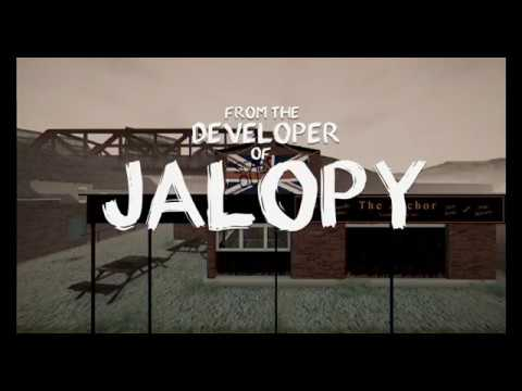 Jalopy developer is making a new game where you can 'build stuff while getting drunk'   PC Gamer