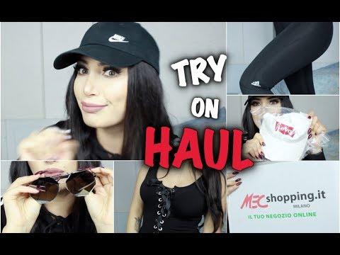 TRY ON HAUL 😍 SHOPPING ONLINE ||  MelissaTani