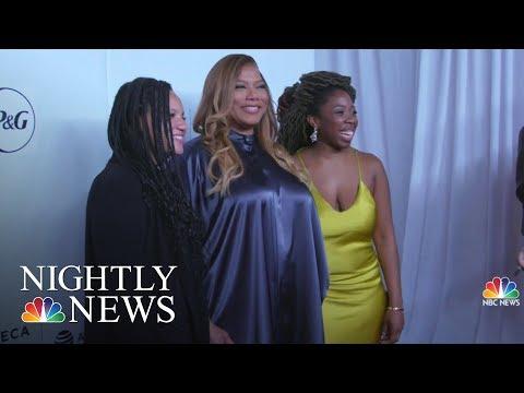 Queen Latifah Starts Mentorship Program To Support Aspiring Female Filmmakers | NBC Nightly News
