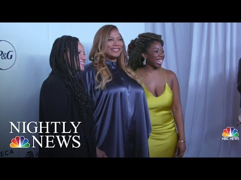 Queen Latifah Starts Mentorship Program To Support Aspiring Female Filmmakers  NBC Nightly News