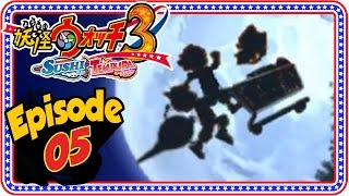 Yo-Kai Watch 3 Sushi & Tempura - Episode 5 / Part 5, Abdallah guide...