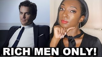 I ONLY Date Rich White Men!?| Dating a Rich Man | NikkiBeautyBliss