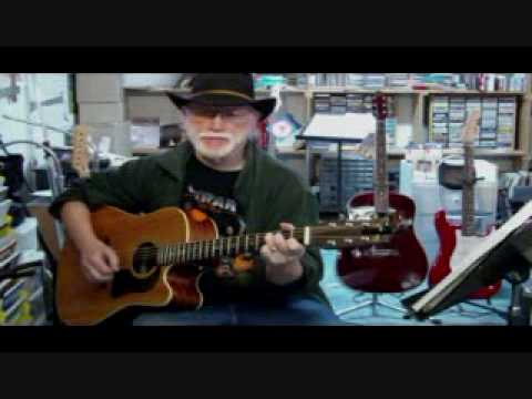 Learn Guitar - Bobby Mcgee - Kris Kristofferson