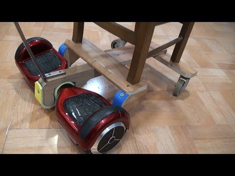 Patin de 2 ruedas el ctrico review en espa ol 2 wheel for Sillas para hoverboard