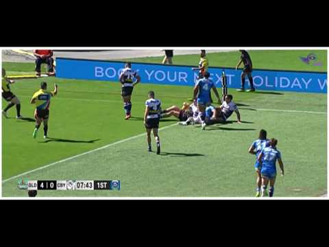 NRL Auckland Nines 2017 | Titans v Bulldogs | Game 10 | HD Match Highlights | Rugby League