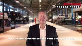 Buy Genuine Toyota Corolla Parts Online | Toyota Parts Millennium