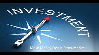 रोज़ाना कमाएं (2k – 5k) ~ Make Money Fast in Stock Market