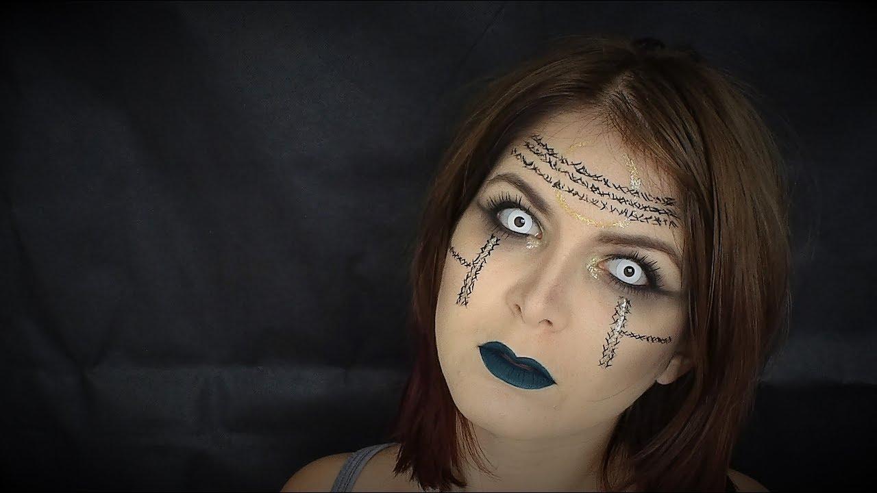 Tuto maquillage  Inspiration Enchanteresse (suicide squad)