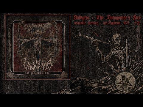 Valkyrja - The Antagonist's Fire - [Full Album - HD - Official]