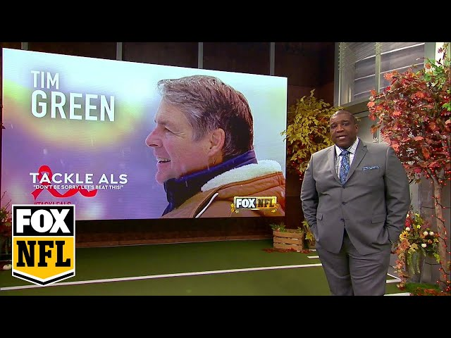FOX NFL crew send their thoughts to former colleague Tim Green | FOX NFL
