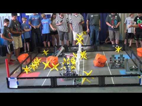 Vex Starstruck Benton County Fair Qualifier: Match 7