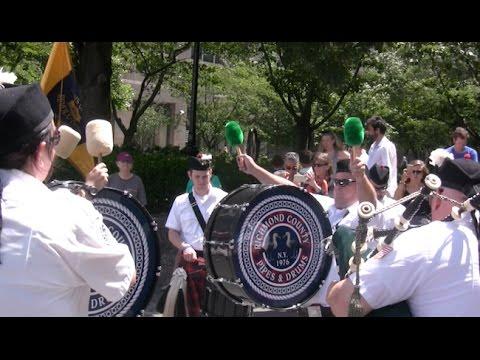 GREAT IRISH & AMERCAN INDEPENDENCE PARADE