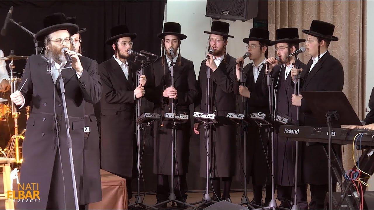 לא תחמוד בביצוע מחודש מקהלת בעלזא ברכת אהרון עם דוד קאליש | Lo Sachmod - Dudi Kalish & Belz Choir