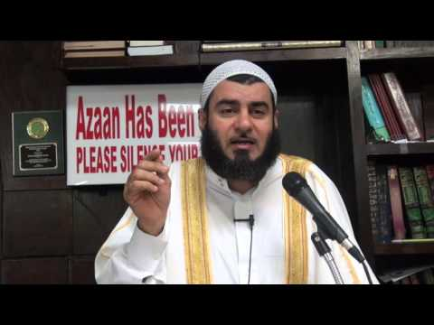 Ruqya - Lecture 3 - Black Magic - by Shaykh Hosaam thumbnail