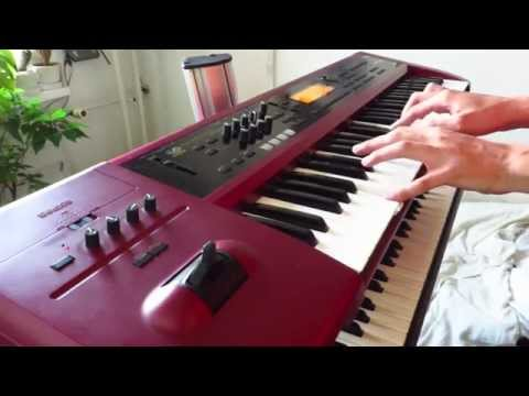Titanic - My Heart Will Go On (Korg Karma - Piano Pad) (Multi - Cam Keyboard Cover)