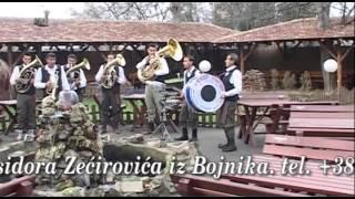 Leskovacki merak orkestar Isidor Zećirović iz bojnik