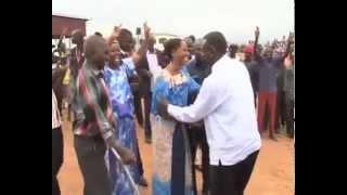 Besigye traverses Busoga for votes thumbnail