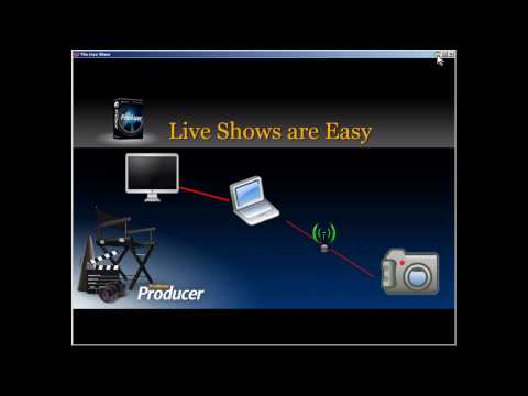 Creating Live Shows in ProShow Producer