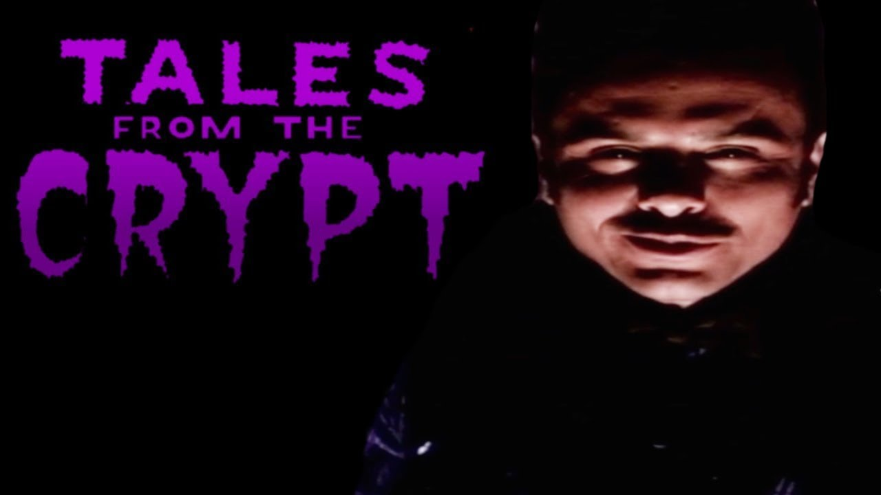 """Tales From The Crypt: """"DIG THE CAT... HE'S REAL GONE"""""""