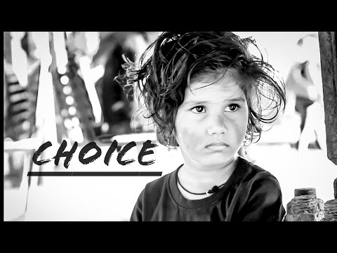 """Short Film   """"CHOICE""""   An Emotional Story And Poetry  """