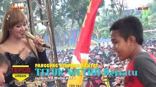 MONALISA  HUJAN GERIMIS ( cover )  OM.ADELLA Teluk Wetan Jepara 2018