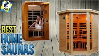 8 Best Home Saunas 2018